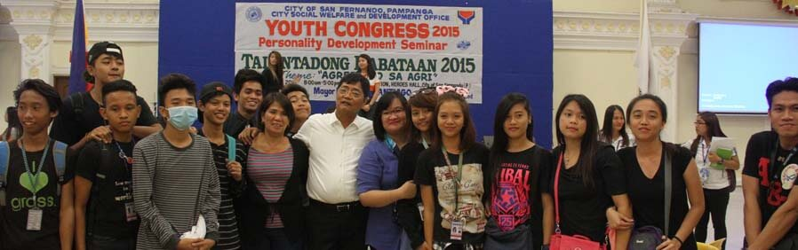 San Fernando Holds Youth Congress